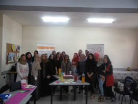 "Training course ""My Marriage, My Life Project"""